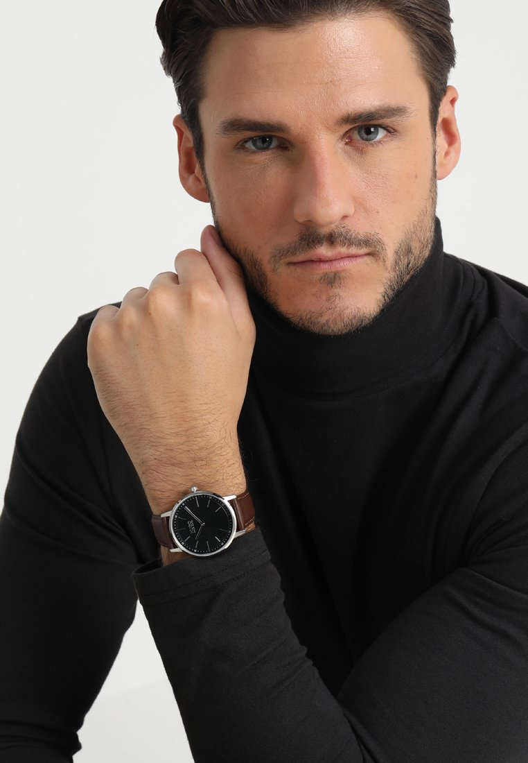 HUGO - EXIST BUSINESS - Montre - schwarz