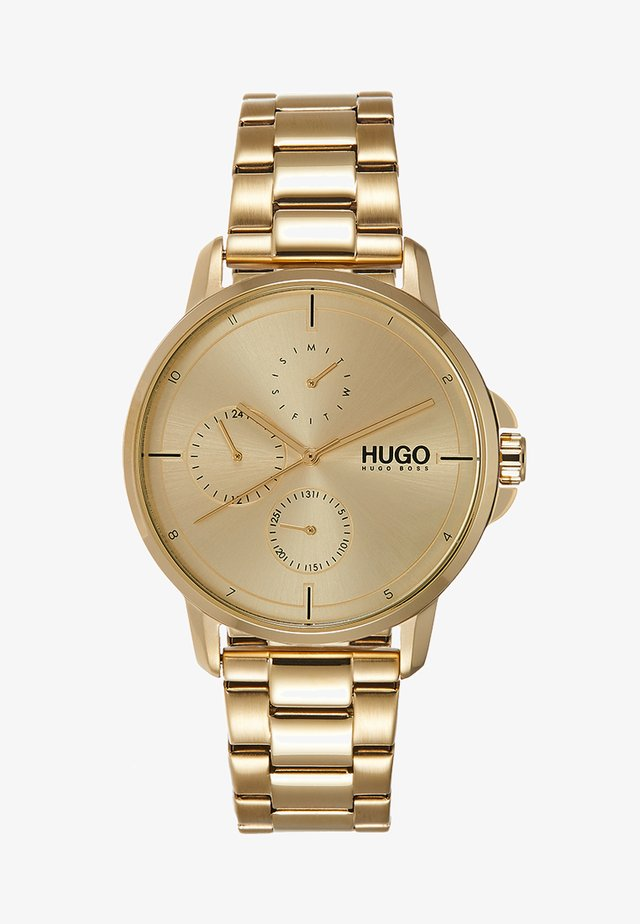 FOCUS BUSINESS - Horloge - gold-coloured