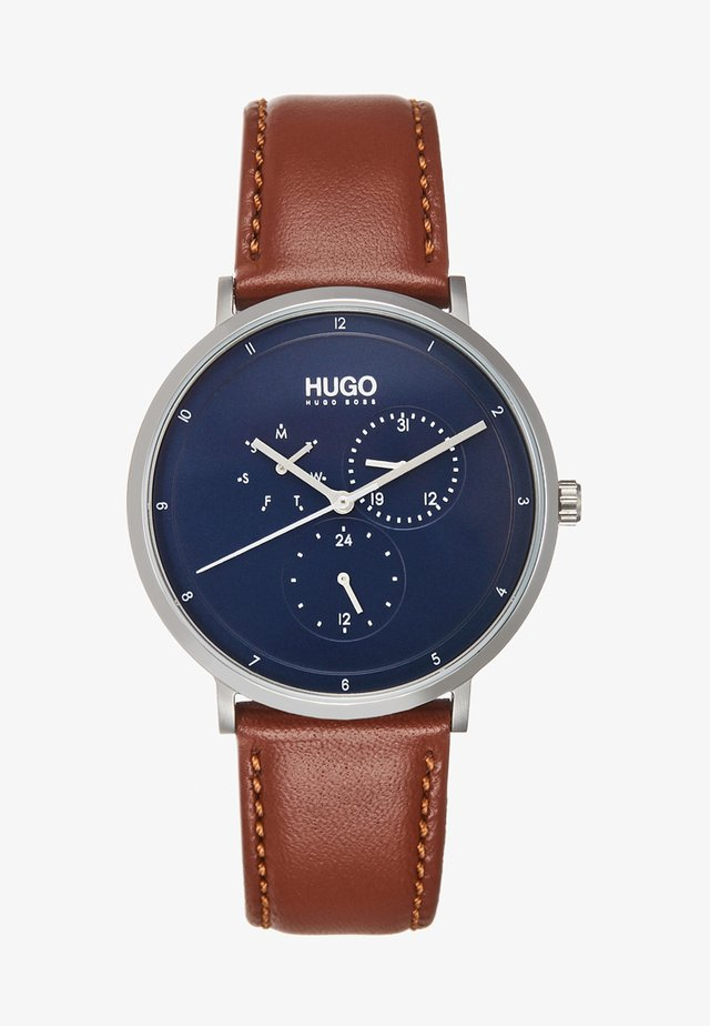 GUIDE BUSINESS - Horloge - blau