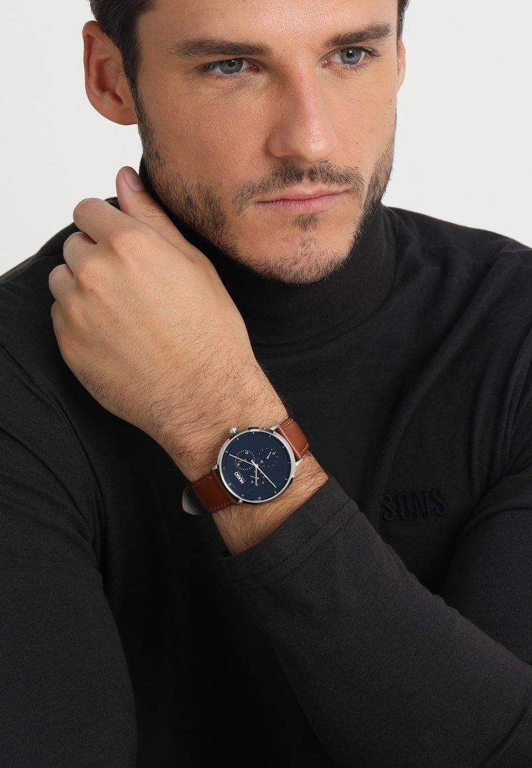 HUGO - GUIDE BUSINESS - Watch - blau