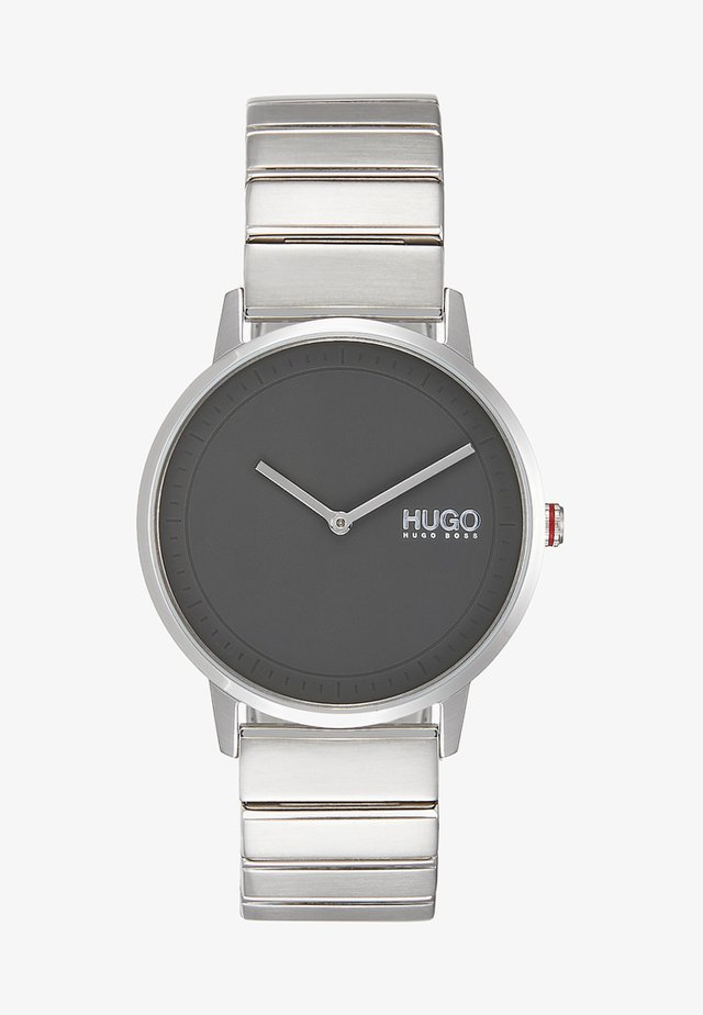 ECHO - Uhr - silver-coloured