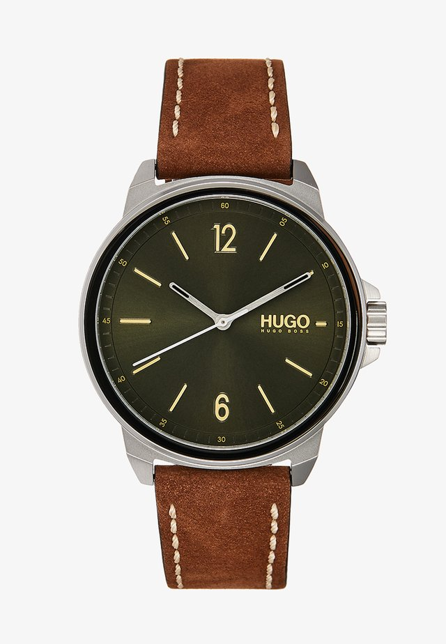LEAD - Uhr - brown