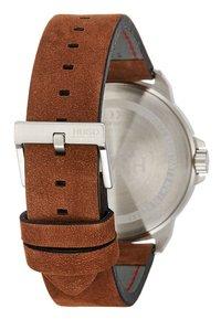 HUGO - LEAD - Watch - brown - 2