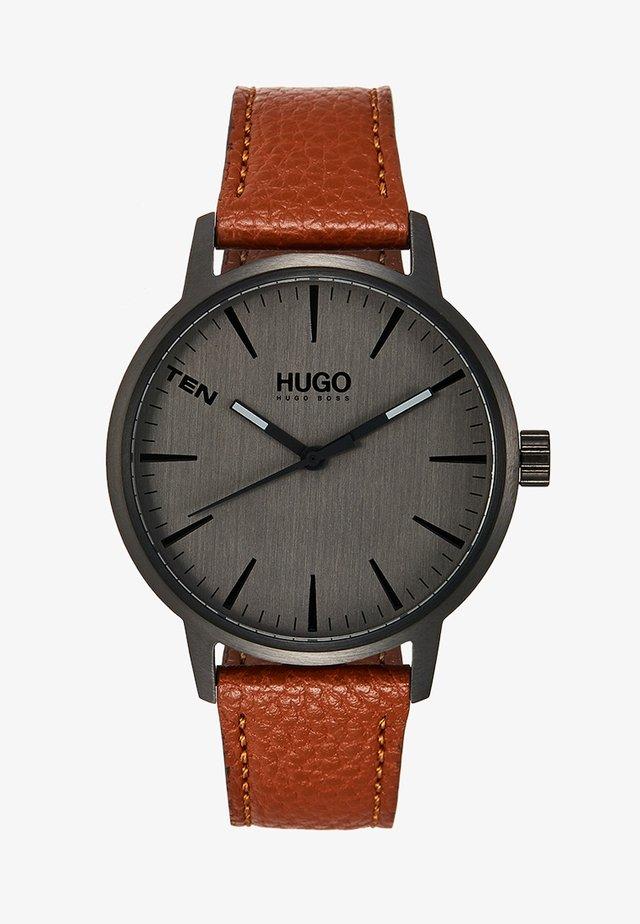 STAND - Reloj - brown