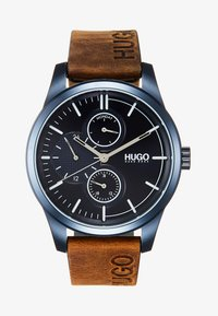 HUGO - DISCOVER - Klocka - brown - 1