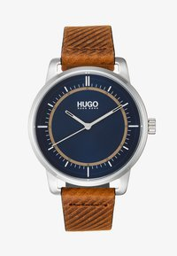 HUGO - REVEAL - Klocka - brown/blue - 1