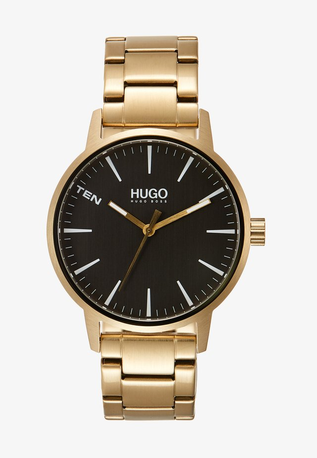 STAND - Horloge - gold-coloured