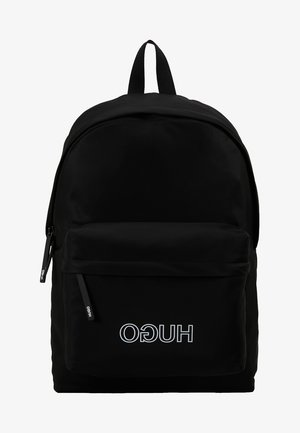 RECORD BACKPACK - Ryggsekk - black