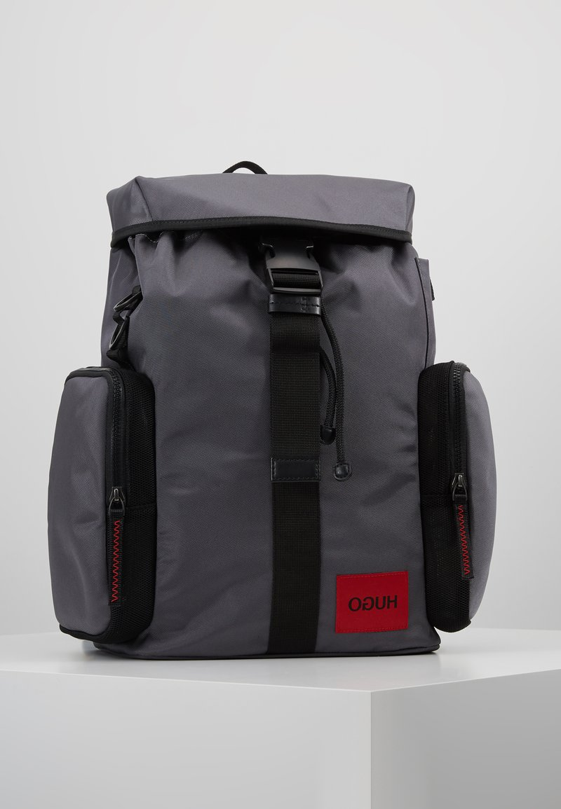 HUGO - KOMBINAT BACKPACK  - Zaino - dark grey
