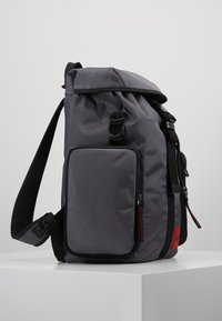 HUGO - KOMBINAT BACKPACK  - Zaino - dark grey - 3