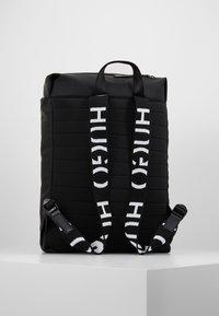 HUGO - BAHN BACKPACK  - Ryggsekk - black - 2