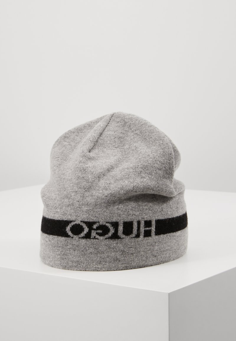 HUGO - XOLO - Čepice - medium grey