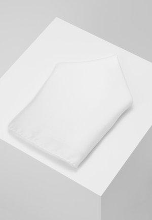 POCKETSQUARE - Poszetka - open white