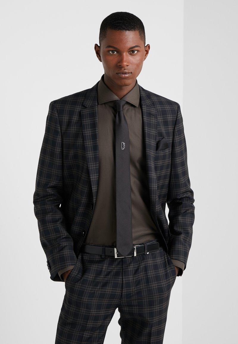 HUGO - Krawat - black