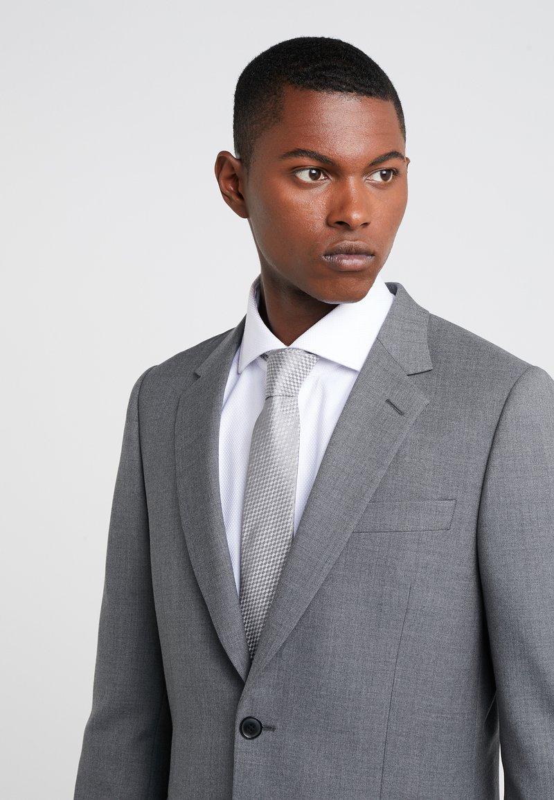 HUGO - Krawatte - dark grey