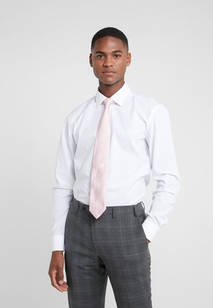 TIE - Krawatte - light pastel red