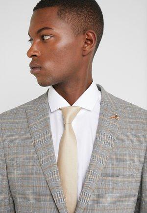 Cravate - medium beige