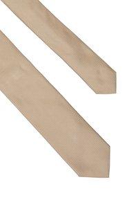 HUGO - Kravata - medium beige - 3