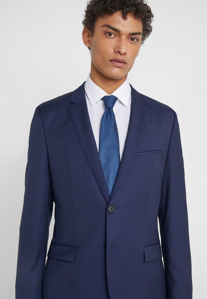 HUGO - Krawat - dark blue