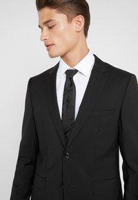 HUGO - TIE - Cravatta - black - 0