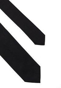 HUGO - TIE  - Cravatta - black - 2