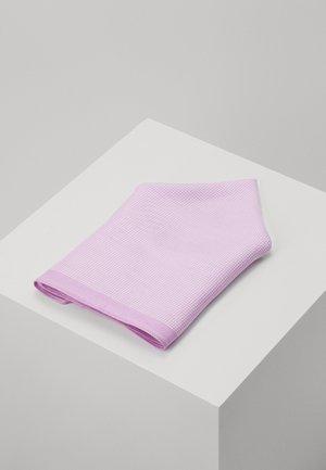 POCKETSQUARE  - Lommetørklæde - light pastel pink