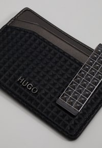 HUGO - CARD DIAM SET - Geldbörse - black - 8