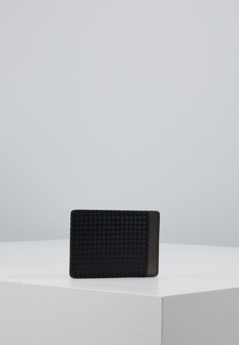 HUGO - CARD DIAM SET - Geldbörse - black