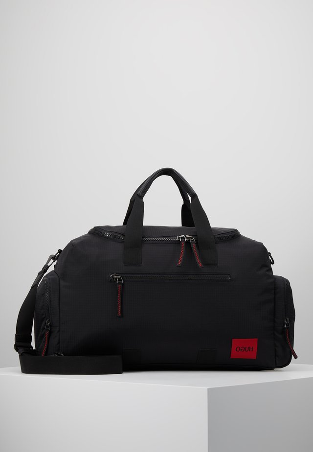 KOMBINAT HOLDALL - Weekend bag - black