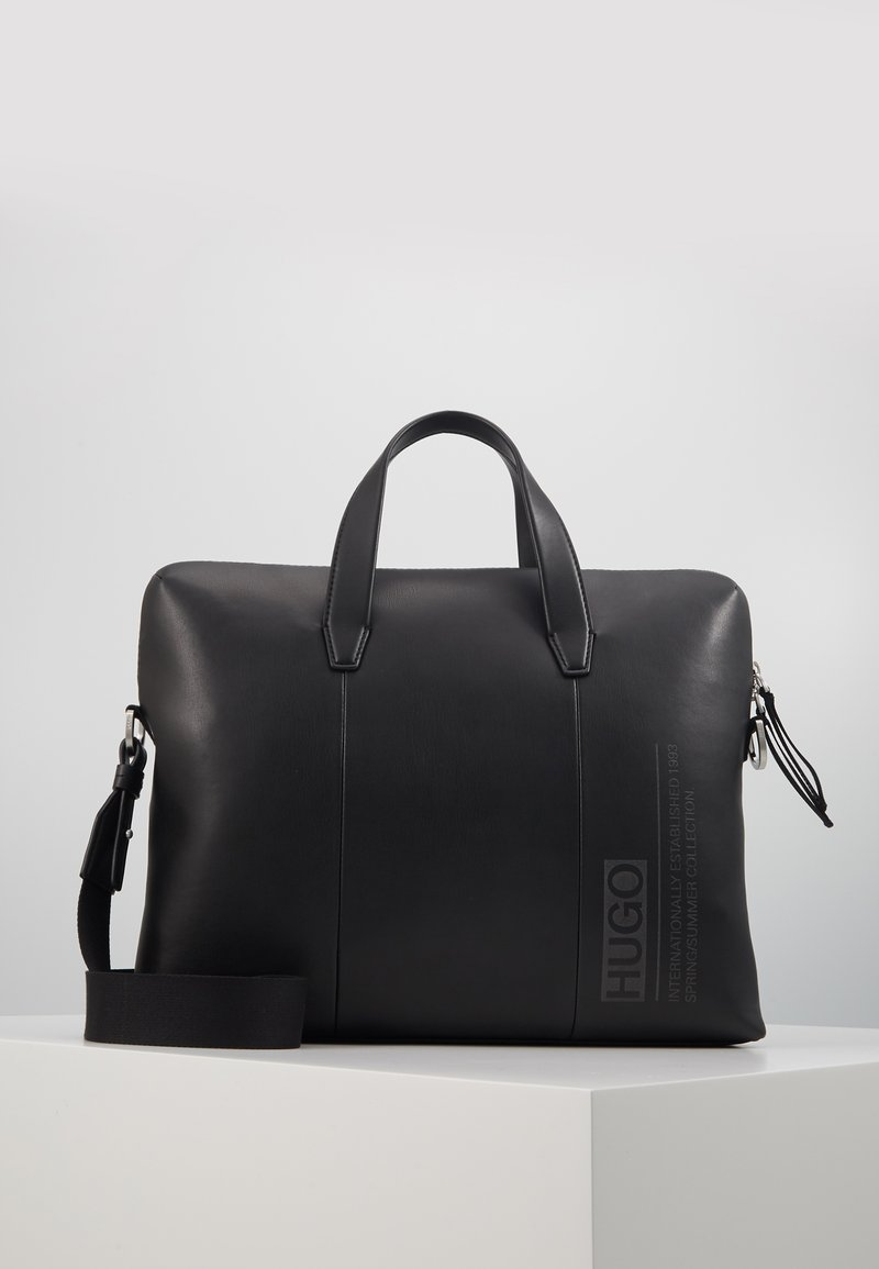 HUGO - TYCOON DOC CASE - Ventiquattrore - black