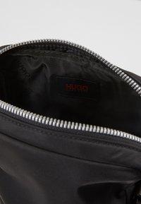 HUGO - RECORD ZIP - Across body bag - black - 4