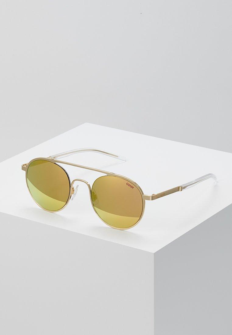 HUGO - Sonnenbrille - gold-coloured
