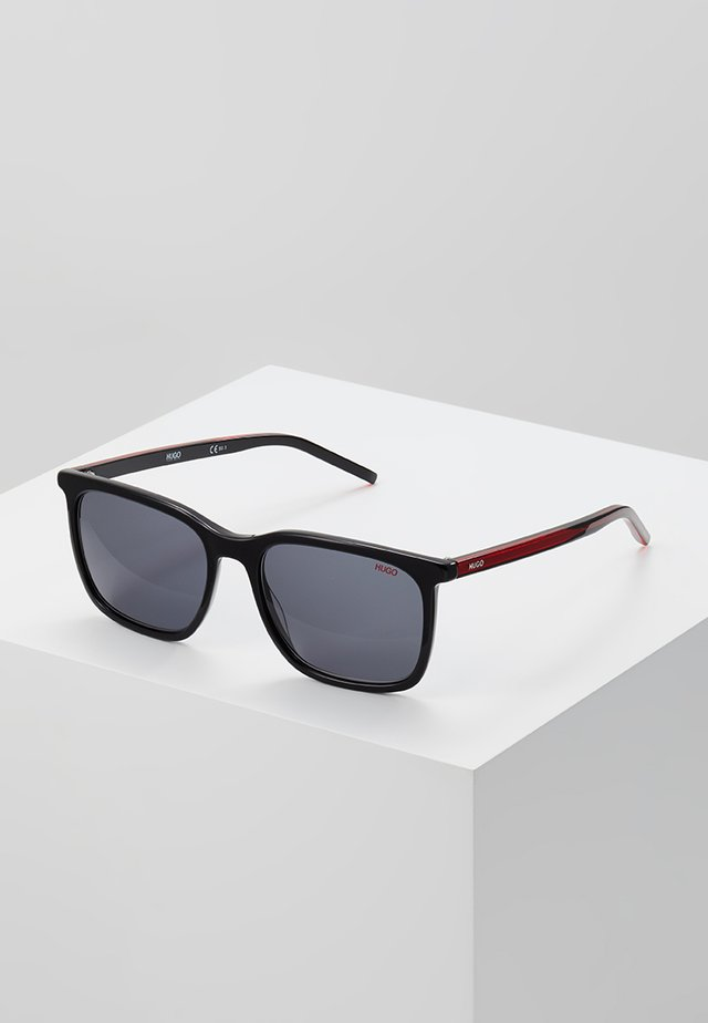 Sonnenbrille - black/red