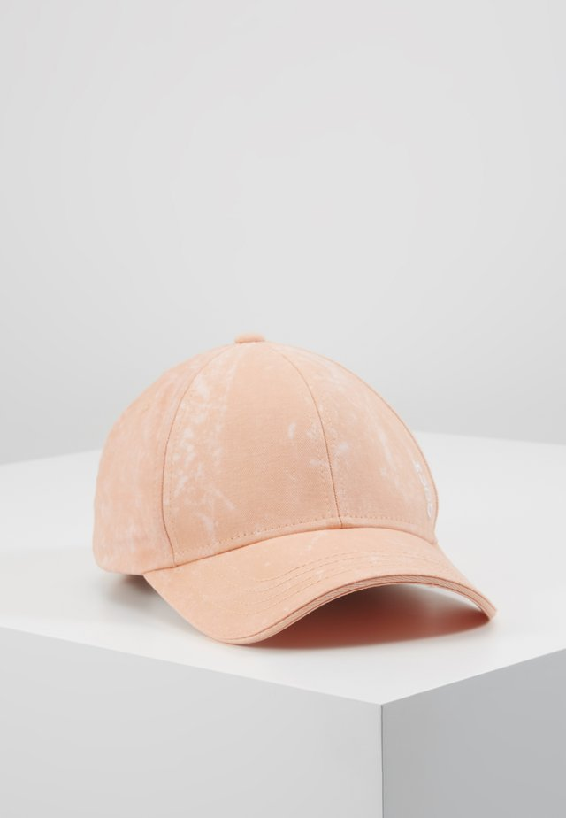 Casquette - light/pastel orange