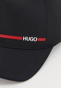 HUGO - MEN-X  - Czapka z daszkiem - black - 3