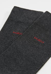 HUGO - 2 PACK - Calcetines - charcoal - 2