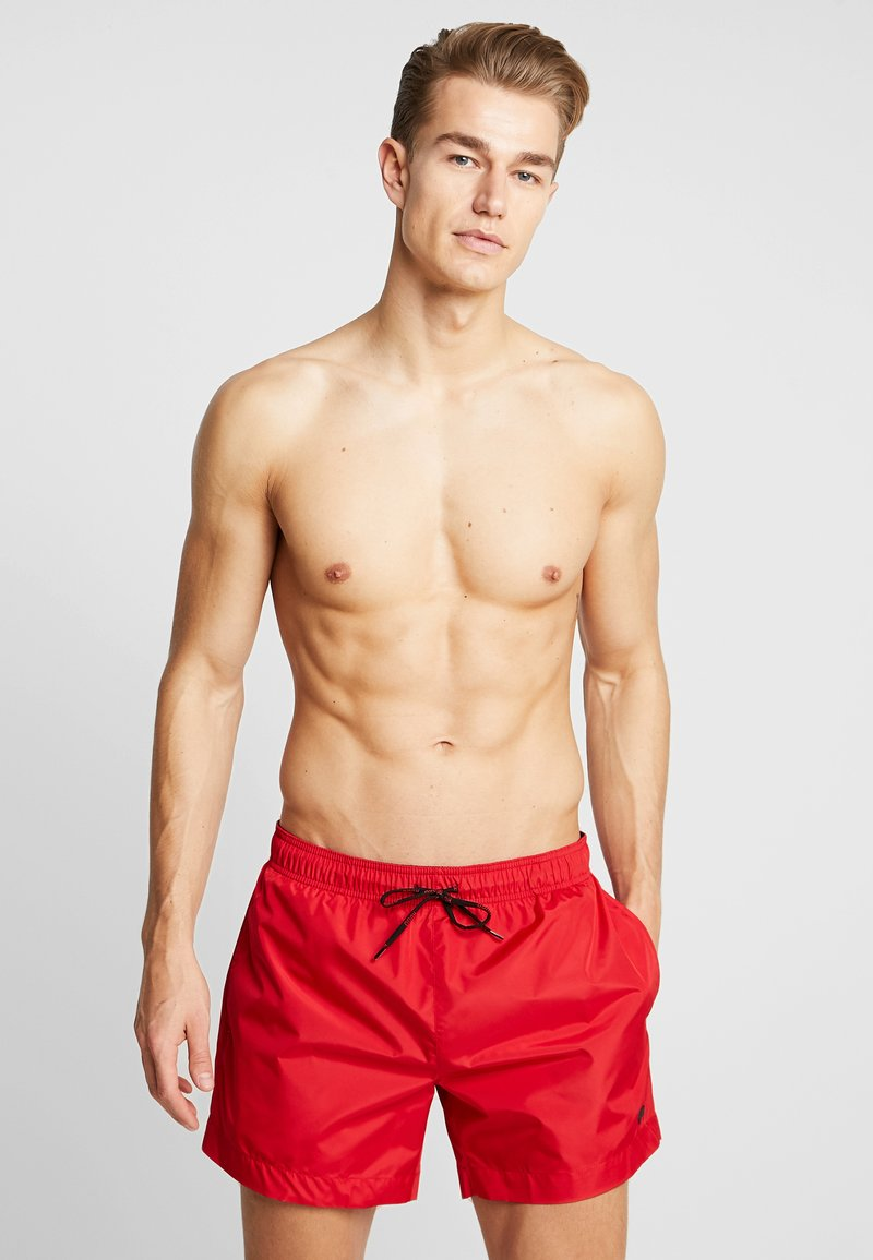 HUGO - BARBADOS - Swimming shorts - open pink