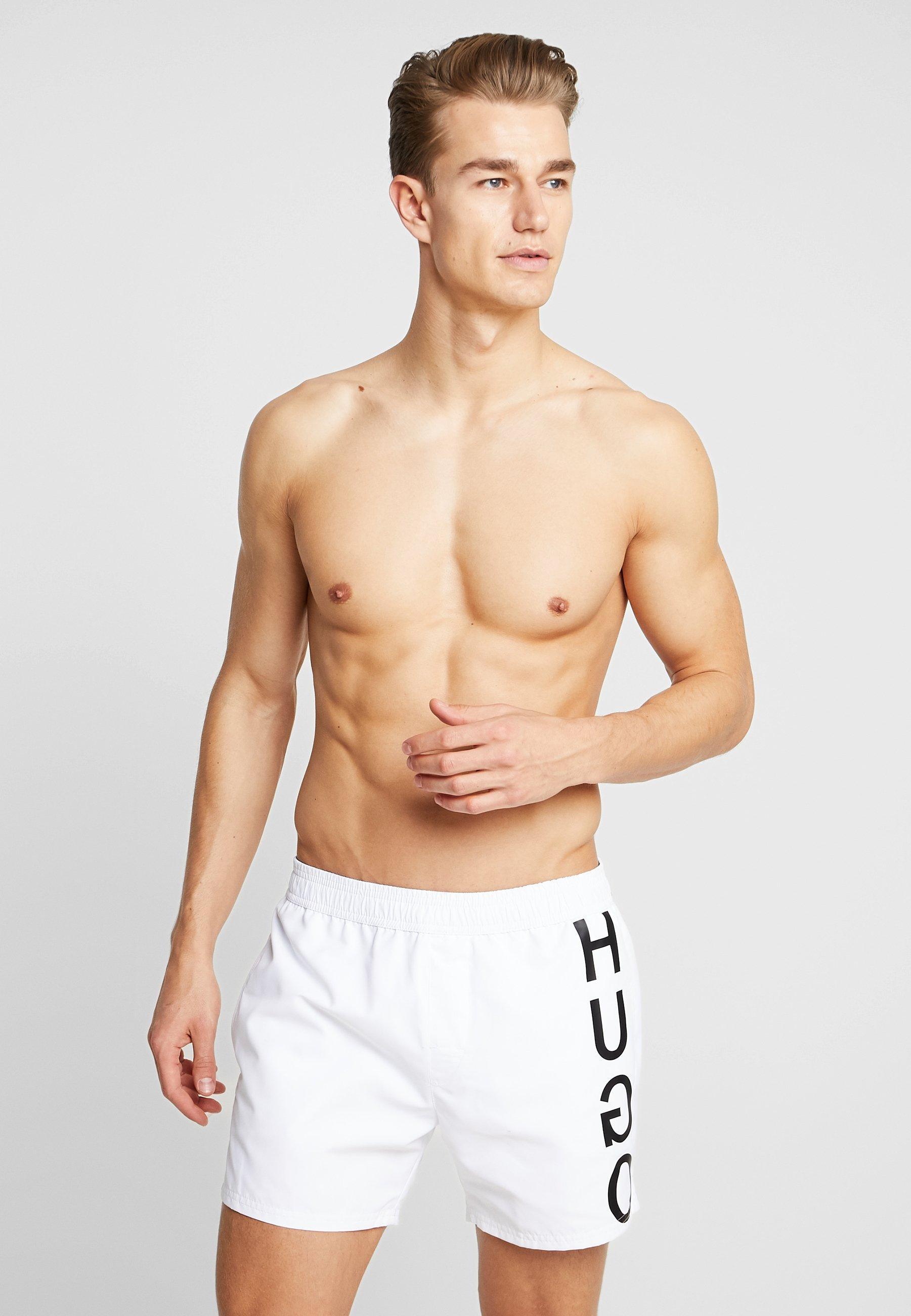 GonaveShort White Hugo De Hugo Bain OkuTPiXZ