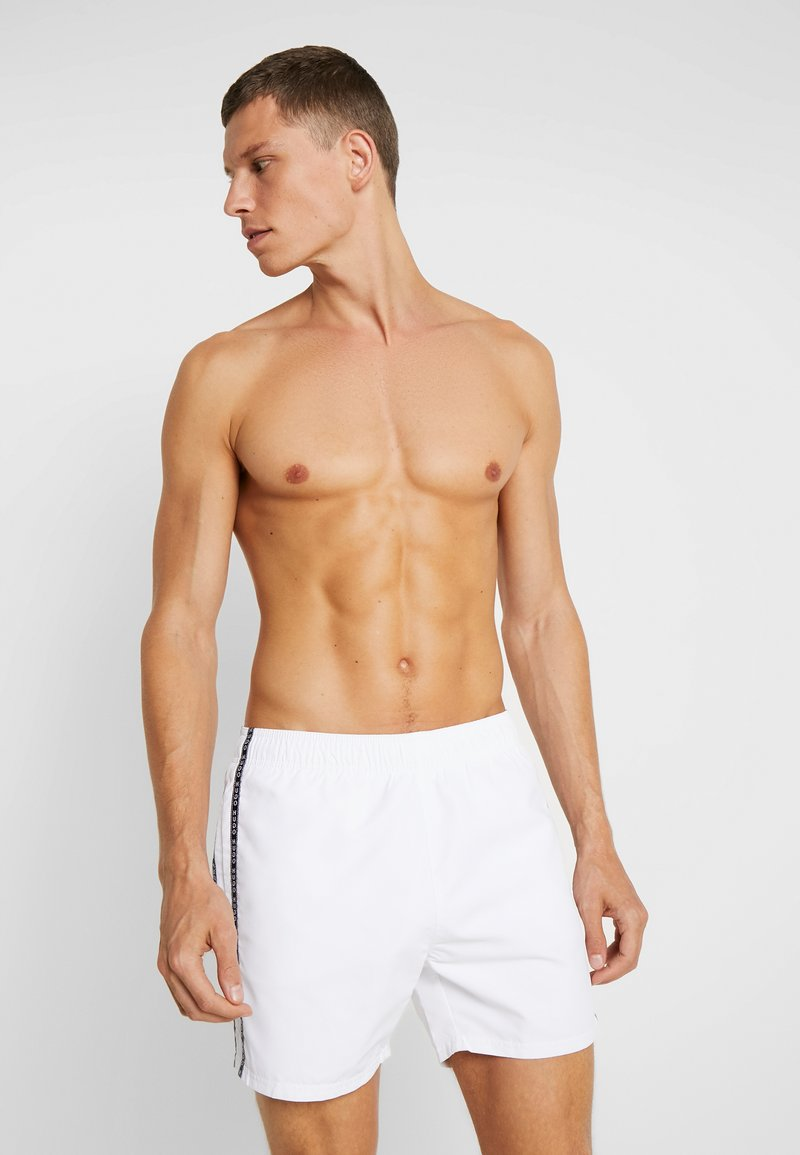 HUGO - ANGUILLA - Surfshorts - white