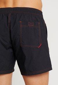 HUGO - ABACO - Swimming shorts - black - 1