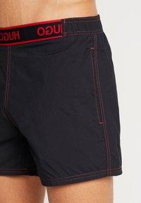 HUGO - ABACO - Swimming shorts - black - 3