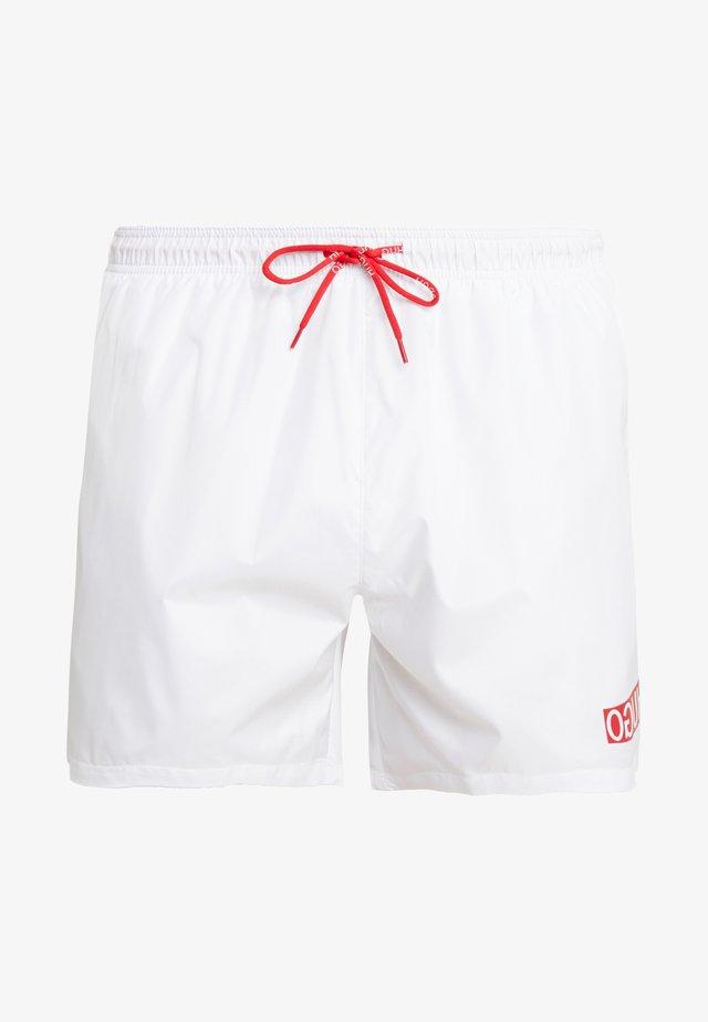 HAITI - Short de bain - white