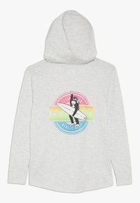 Hurley - HOOD PLAY PULLOVER - Hoodie - birch heather - 1