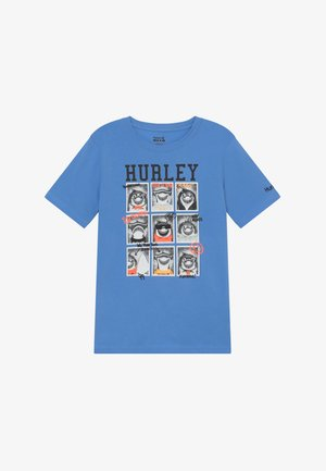 CLASS  - T-Shirt print - light blue