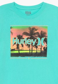 Hurley - OPEN MIND  - T-shirt print - tropical twist - 3