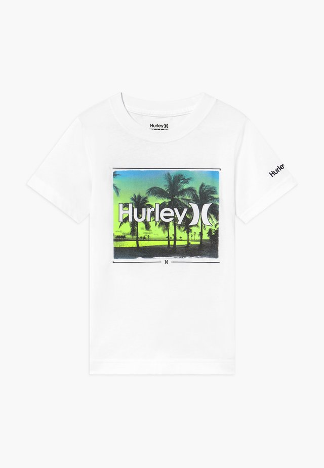 OPEN MIND  - T-shirts print - white