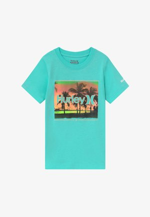 OPEN MIND  - T-shirt print - tropical twist
