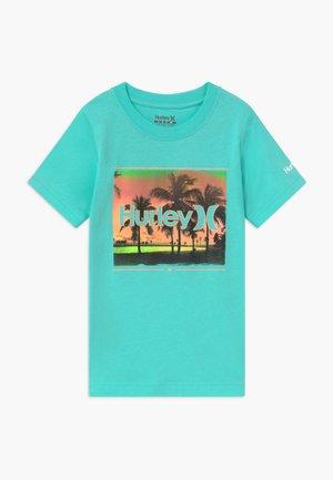OPEN MIND  - T-shirt print - tropical twist