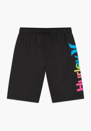 ONE AND ONLY GRADIENT - Badeshorts - black