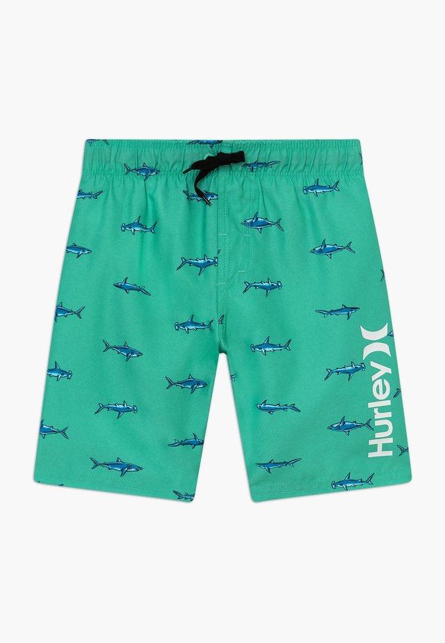 SHARK SWARM PULL-ON - Swimming shorts - tropical twist